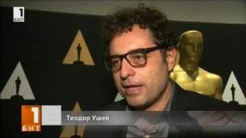 Интервю с Теодор Ушев за Ройтерс преди Оскарите