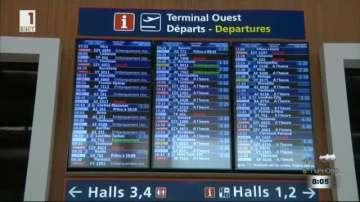 Отново стачка в авиокомпанията Ер Франс