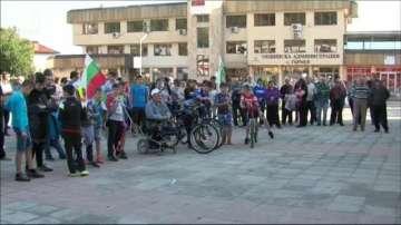 Жителите на Гърмен отново на протест заради незаконни ромски постройки
