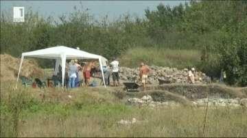 Откриха археологически находки с голяма научна стойност край село Гиген