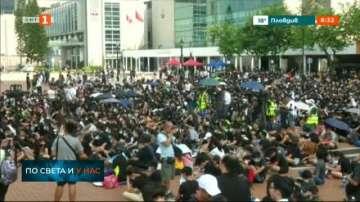 Google деактивира 210 канала в YouTube заради протестите в Хонгконг