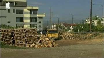 Слабо търсене на дърва за огрев в Благоевградско