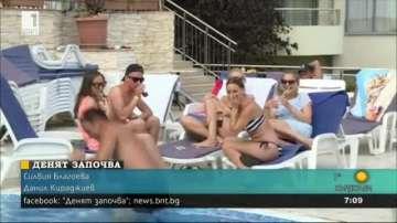 Ръст на българските туристи по Северното черноморие