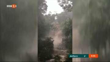 Ураганът Уила отслабна до четвърта степен, но остава опасен
