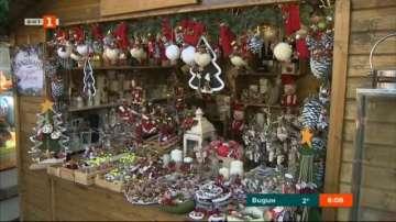 Откриват традиционния Немски коледен базар в центъра на София