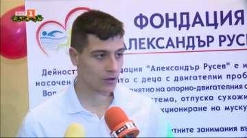 За благотворителност: Русенец успя да преплува 50 км за 16 часа