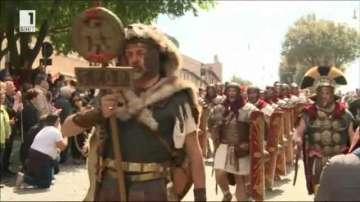Парад за рождения ден на Рим