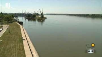 Автоматична идентификация на корабите по Дунав