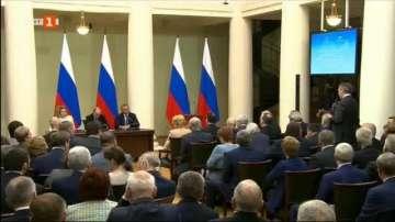 Улеснено получаване на руско гражданство за жителите на Донбас