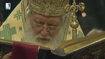 Празничен молебен за 24 май отслужи патриарх Неофит