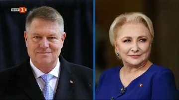 Румънците избират между Йоханис и Дънчила за президент на страната