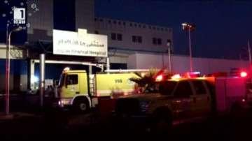 25 жертви на пожар в болница в Саудитска Арабия