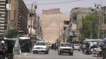 Сирийската армия превзе Палмира