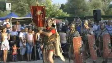 Пазар за роби и гладиаторски битки в санданското село Склаве