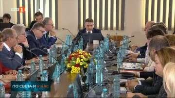 ВСС внася при президента решението си за нов главен прокурор