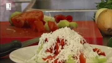 Повече български храни в туризма