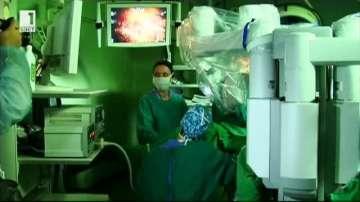 От първи в Европа, България сега е последна с роботизираната хирургия