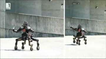 Учени създадоха робот, който да помага в спасителни операции