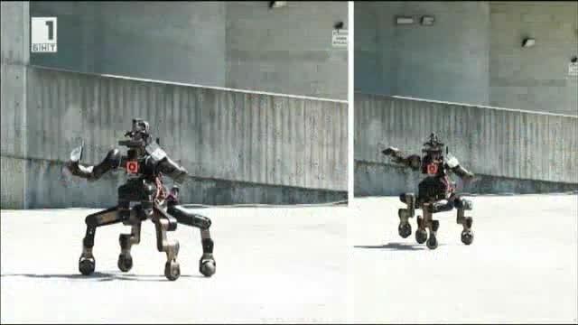 Италиански учени от създадоха робот, който ще бъде използван при