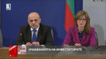 Томислав Дончев: Без съдебна реформа, няма да има и инвестиции у нас