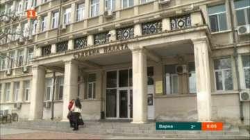 Съдът във Варна гледа мярката на задържания за убийството на жена си