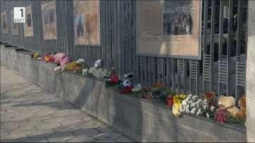 И в София почитат паметта на жертвите в търговския център в Кемерово
