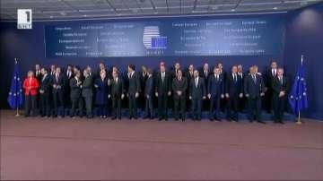 Лидерите от ЕС изслушват Камерън за референдума