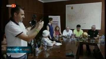 Христо Стоичков гостува в Русе