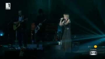 Патрисия Каас пя пред българска публика