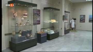 Изложба разказва за хляба и виното от древността до наши дни