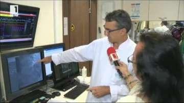 Българският кардиолог проф. Иво Петров с престижна награда в Делхи