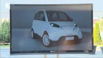 Проект за електромобил с българско участие