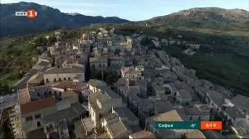 Най-красивото италианско село - на 70 км от Палермо