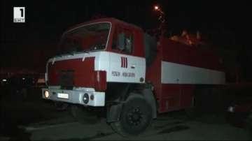 Не е ясна причината за пожара на гара Коньово