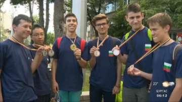 Български ученици с успех на балканска олимпиада по математика в Румъния