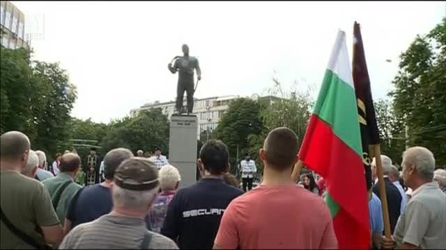 С възпоменателна церемония тази вечер русенци отбелязаха 150 години от