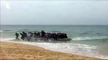 Испания спаси още 211 мигранти в Гибралтарския проток