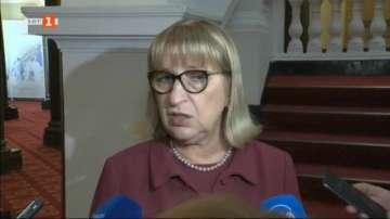 Правосъдният министър коментира условията, в които живее Иванчева в ареста
