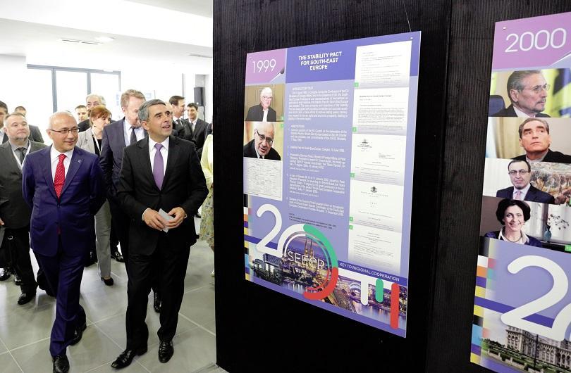 снимка 1 Лидерите на ПСЮИЕ се обединиха в усилията си за справяне с мигрантската криза