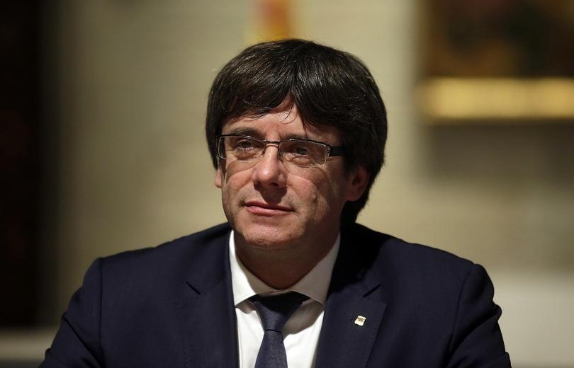 Пучдемон не се страхува да бъде върнат в Испания