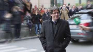 Германската прокуратура поиска от съда Пучдемон да бъде екстрадиран