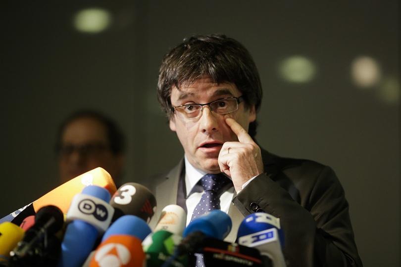 пучдемон кандидатира евродепутат