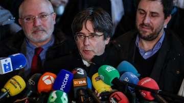 Белгийски съд отново отложи делото за екстрадиция на Карлес Пучдемон