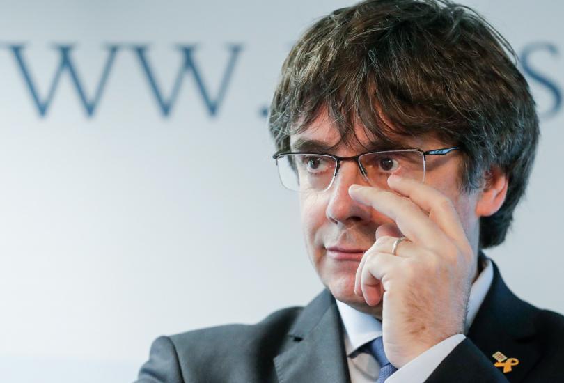 Избирателните власти изключиха от изборите за Европарламент бившия президент на