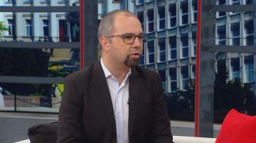 Първан Симеонов: Президентът запазва рейтинга си вече трета година