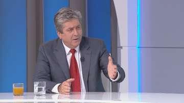 Георги Първанов: Да помогнем на Македония и да решим собствените си проблеми