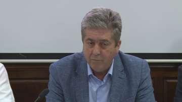 Първанов: Името Северна Македония е неприемливо