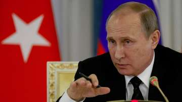 Владимир Путин очаква Турски поток да бъде осъществен