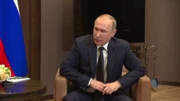 Напрежение между Русия и Украйна