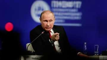 Без алкохол преди въпросите към Владимир Путин